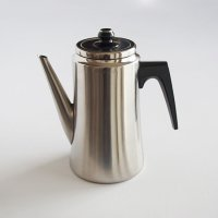 Moderna kok/Sigvard Bernadotte ステンレスコーヒーポット