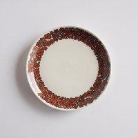 ARABIA/アラビア Suhina ケーキプレート/ブラウン 17cm