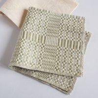 《期間限定値引》スウェーデンから届いたリネンクロス/織物 2枚セット C