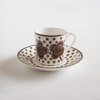 Gustavsberg/グスタフスベリ Flower コーヒーカップ&ソーサー