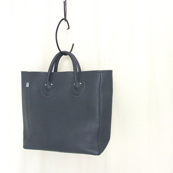 YOUNG & OLSEN The DRYGOODS STORE | PAINTER'S LEATHER TOTE(GREY)