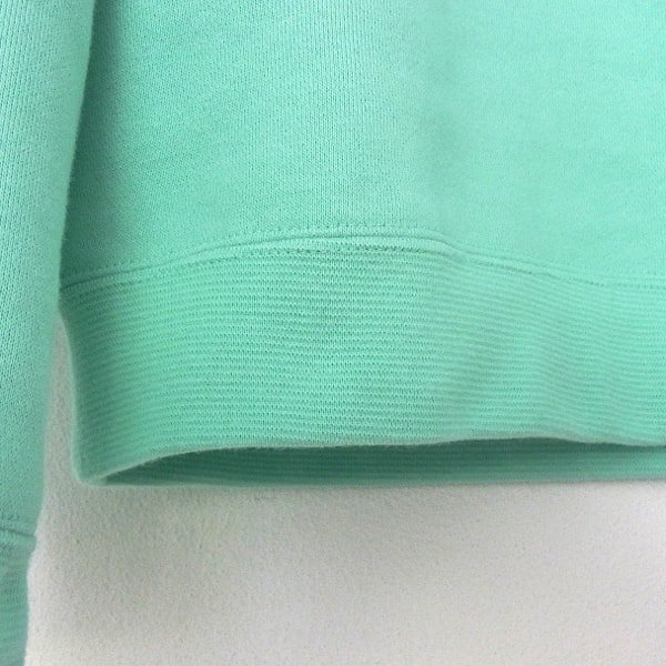 DIGAWEL | PALE GREEN SWEATSHIRT(PALE GREEN)