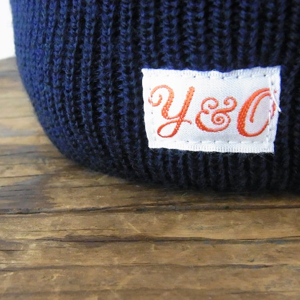 YOUNG & OLSEN The DRYGOODS STORE | NAVAL MERINO CAP(NAVY)