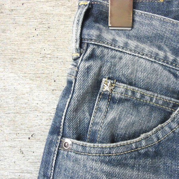 YOUNG & OLSEN The DRYGOODS STORE | YOUNG STAR LEANS(WASHED OUT)