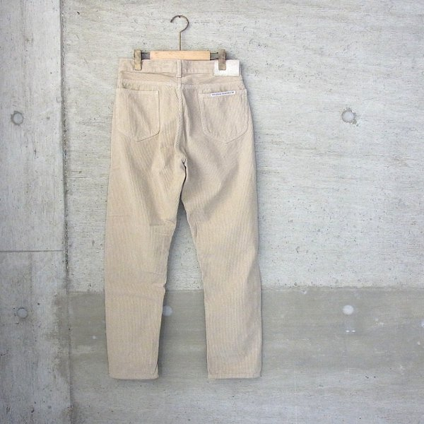 YOUNG & OLSEN The DRYGOODS STORE | YOUNG CORD LEANS(CREAM)