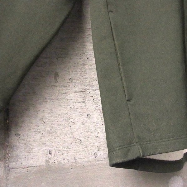 CURLY | FROSTED SNAP CARDE(OLIVE)