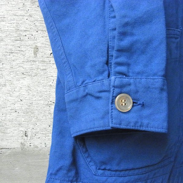 DIGAWEL | NO COLLAR COVERALL(BLUE)