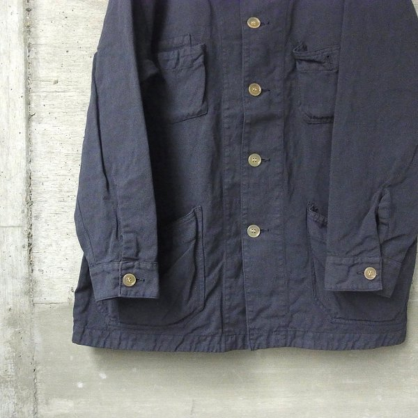 DIGAWEL | NO COLLAR COVERALL(NAVY)