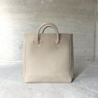 YOUNG & OLSEN The DRYGOODS STORE | EMBOSSED LEATHER TOTE M(BEIGE)