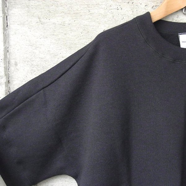 Ordinary fits | PUFF SWEAT TOPS(NAVY)