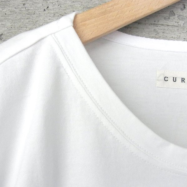 CURLY | PPM HS TEE(WHITE)