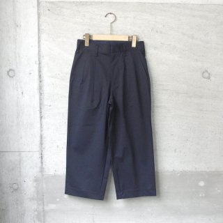 CURLY | ADVANCE WIDE TROUSERS(NAVY)