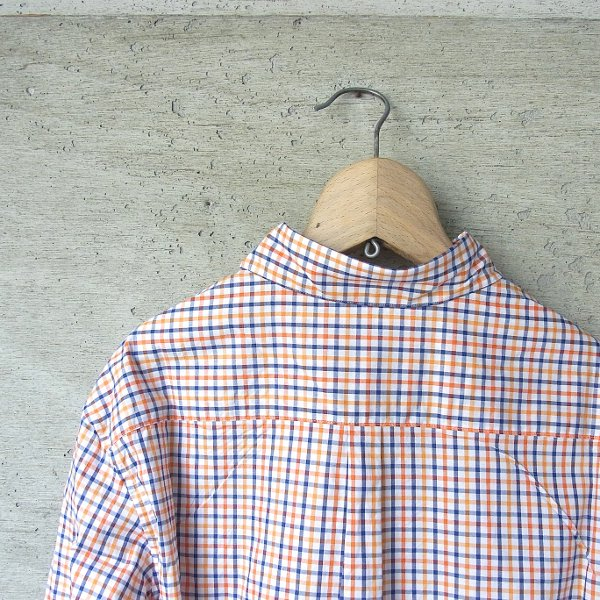 DIGAWEL | FELT BUTTON SHIRT(CHECK2)