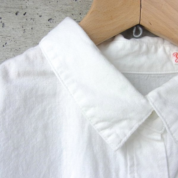 YOUNG & OLSEN The DRYGOODS STORE | BIG SLEEVE SHIRTS(WHITE)