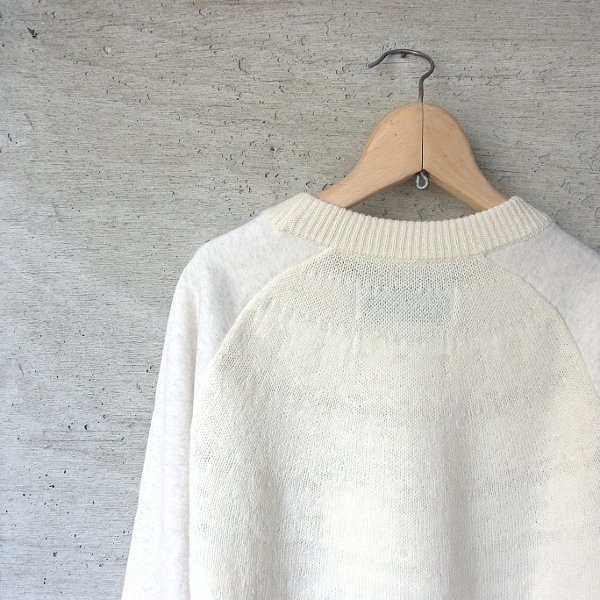CURLY | NOMADIC SWEAT(ECRU)