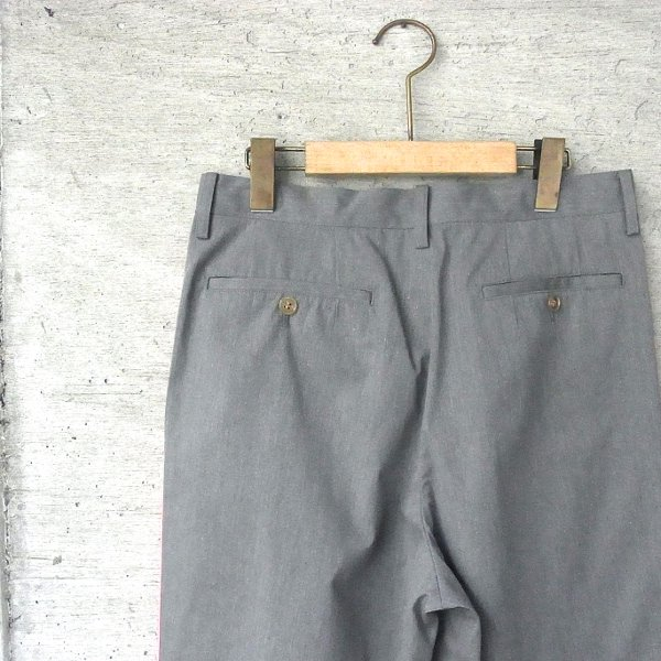 DIGAWEL | SIDE PIPING PANTS(GRAY)