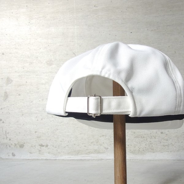 DIGAWEL | NOT PARIS CAP(WHITE)