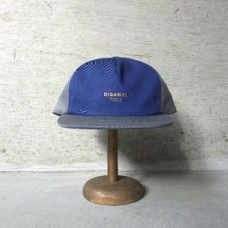 DIGAWEL | NOT PARIS CAP(NAVY/GRAY)
