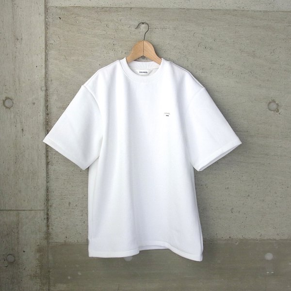 DIGAWEL | NOT PARIS S/S(WHITE)