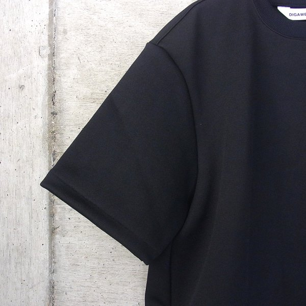 DIGAWEL | NOT PARIS S/S(BLACK)