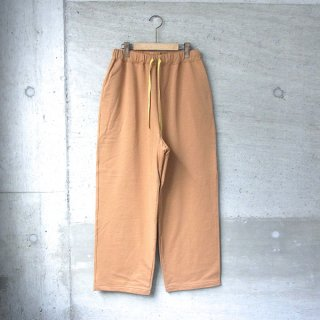 DIGAWEL | SWEAT PANTS(CAMEL)