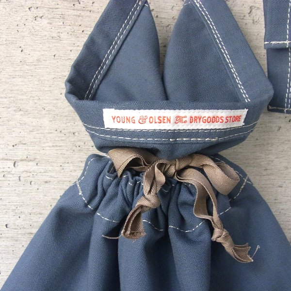 YOUNG & OLSEN The DRYGOODS STORE | OLD AMERICAN POCKET(BLUE)