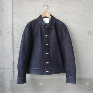 DIGAWEL | DENIM JACKET(NAVY)