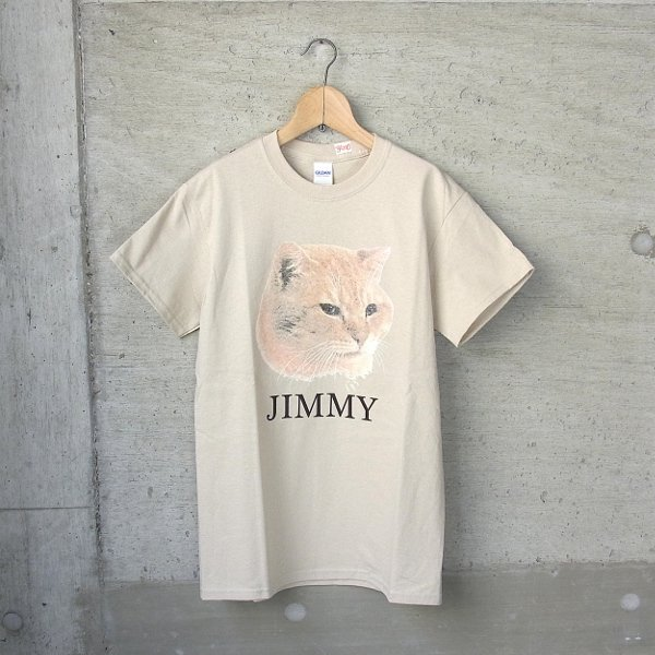 30%OFF | YOUNG & OLSEN The DRYGOODS STORE | AMERICAN PRINTED TEE(JIMMY THE CAT)