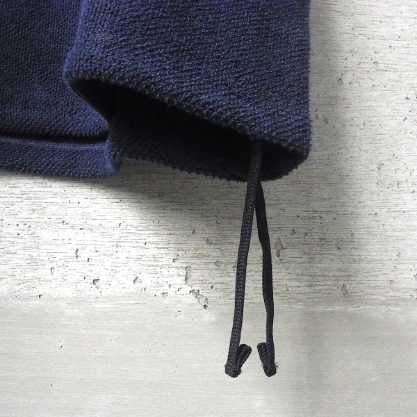 CURLY | NOMADIC DS SWEAT(NAVY/BLACK)