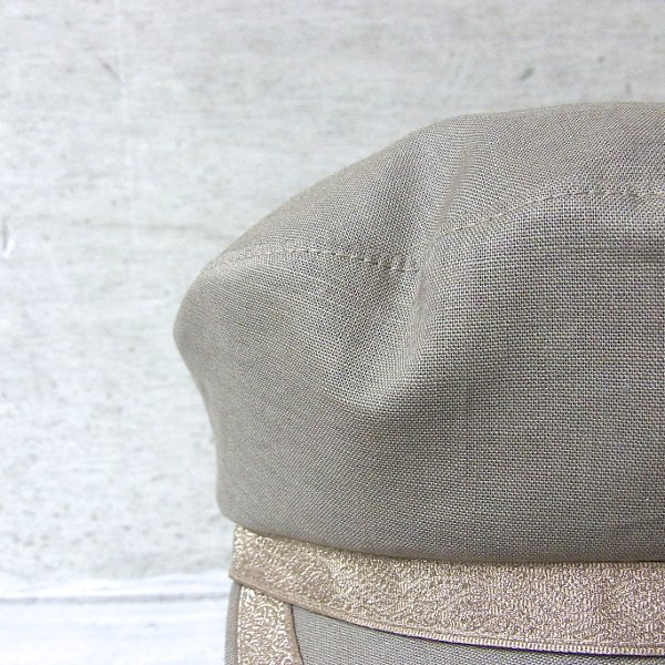 YOUNG & OLSEN The DRYGOODS STORE | GREECE FISHERMAN CAP(BEIGE)