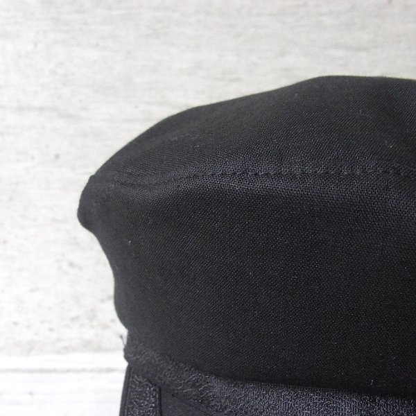 YOUNG & OLSEN The DRYGOODS STORE | GREECE FISHERMAN CAP(BLACK)