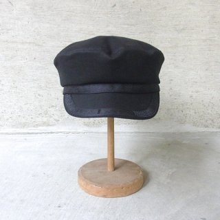 YOUNG & OLSEN The DRYGOODS STORE   GREECE FISHERMAN CAP(BLACK)