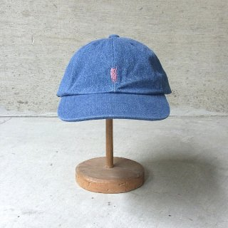 20%OFF | YOUNG & OLSEN The DRYGOODS STORE | JIMMY THE CAT BB CAP(DENIM)
