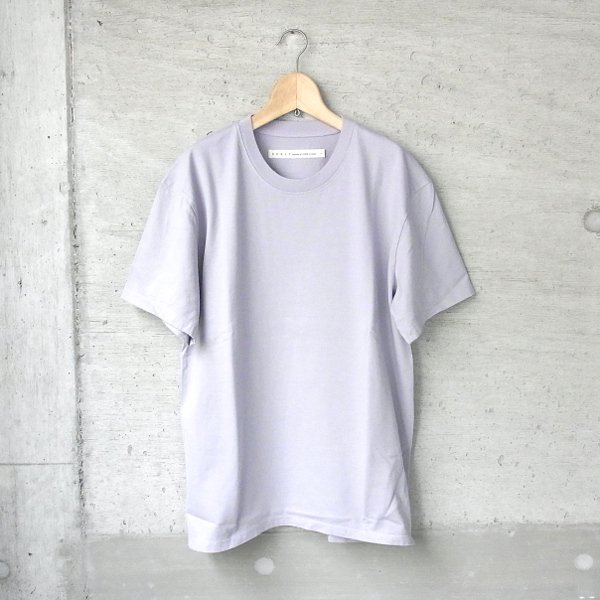 CURLY | HELICAL SS TEE(LAVENDER)
