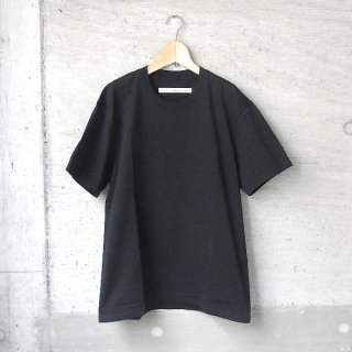 CURLY | HELICAL SS TEE(BLACK)
