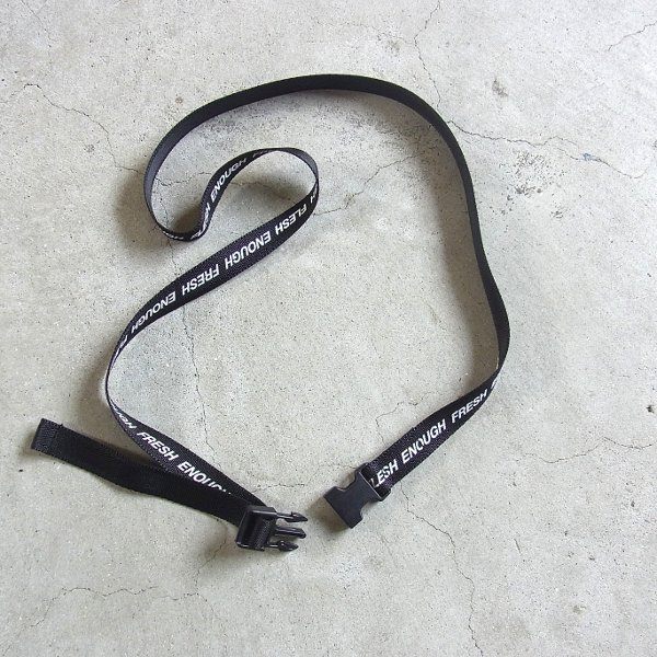 DIGAWEL | BELT�(BLACK)