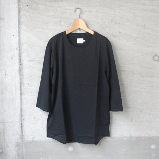 CURLY | SDH QS CN TEE(BLACK)