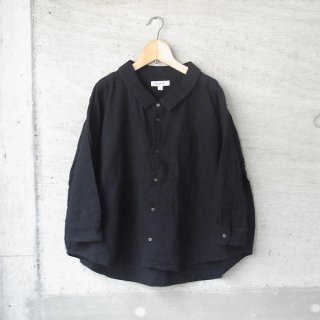 Ordinary fits | BARBER SHIRTS(BLK)