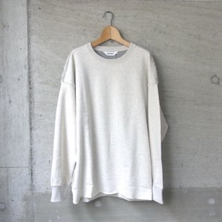 DIGAWEL | SWITCH SWEATSHIRT(BEIGE/BEIGE)