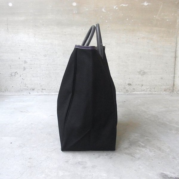 YOUNG & OLSEN The DRYGOODS STORE | CANVAS CARRYALL TOTE(BLACK)