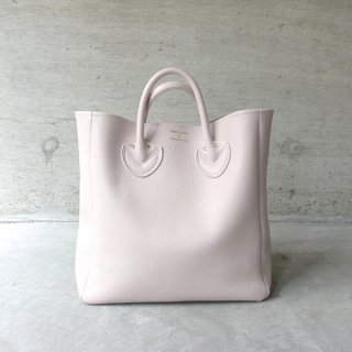 YOUNG & OLSEN The DRYGOODS STORE | EMBOSSED LEATHER TOTE M(BABY PINK)