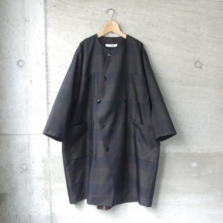 ippei takei | driving coat(shadow check)