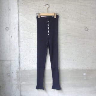 【30%OFFセール】YOUNG & OLSEN The DRYGOODS STORE | ZINC RIB LEGGINS(BLACK)