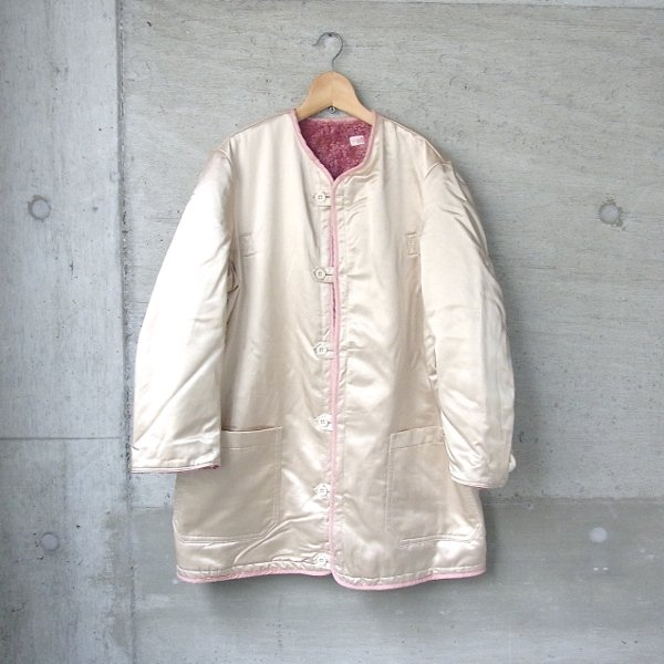YOUNG & OLSEN The DRYGOODS STORE | SWEDISH REVERSIBLE COAT(NATURAL)