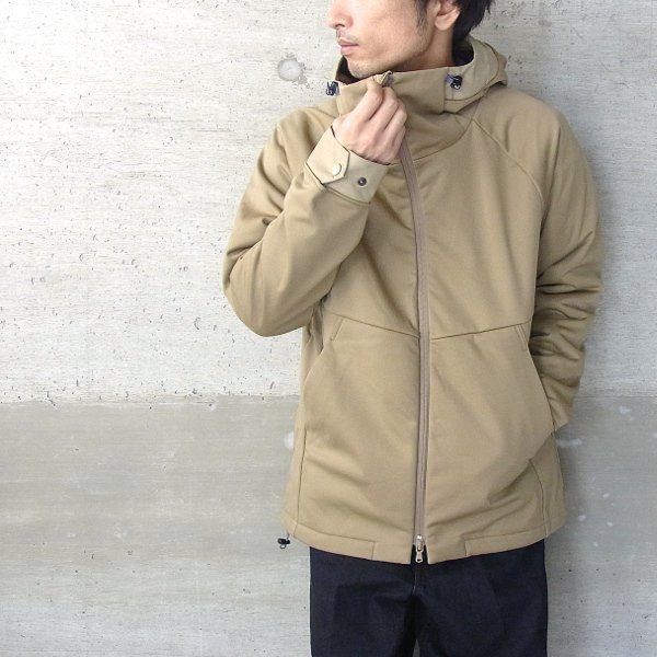 CURLY | ALL-PURPOSE PARKA(BEIGE)