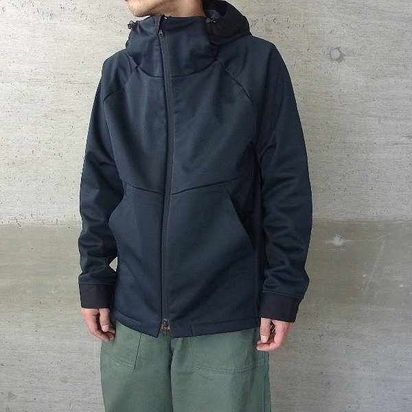 CURLY | ALL-PURPOSE PARKA(BLACK)