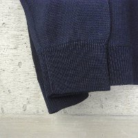 Ordinary fits | PULL BARBER KNIT(NVY)