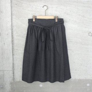 Ordinary fits | APLON SKIRT wool(CCL)