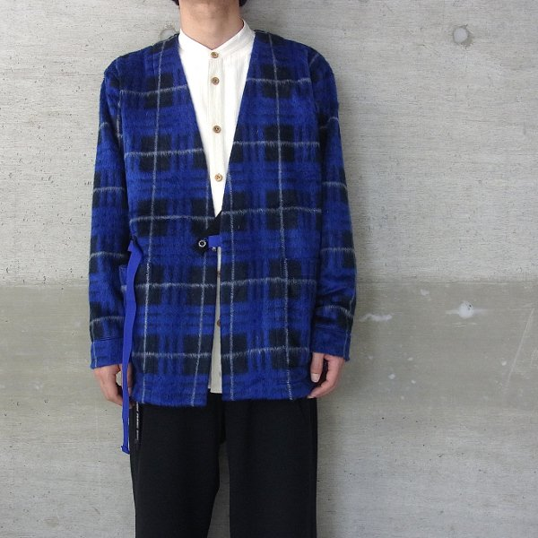 CURLY | HOXTON NC CARDE(BLACK CHECK)