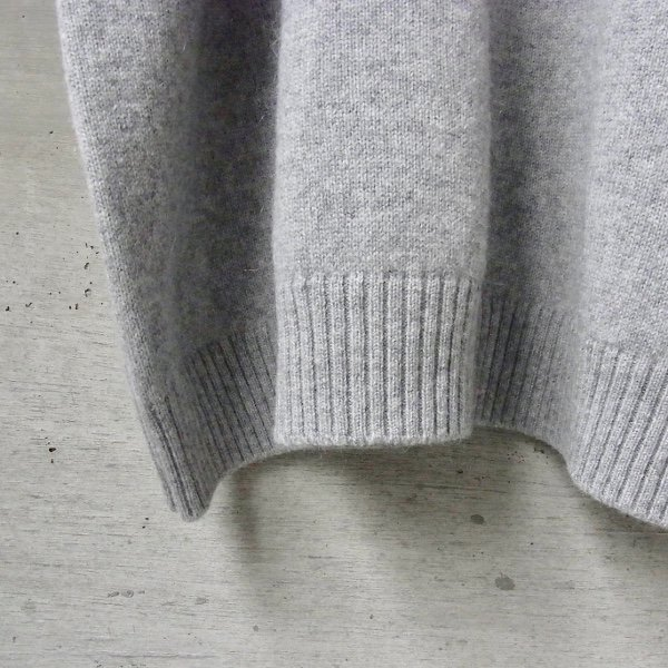 Ordinary fits | WALL KNIT(GRY)